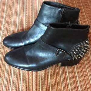 SamEdelman leather booties